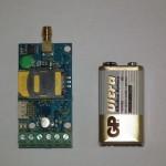 Najmanjši GSM Komunikator